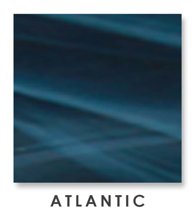 Atlantic Art Glass Color, Deep Blue Color, Dark blue Color, Blue Color, Art Glass Tiles, Art Glass Mosaic Collection, Tiles