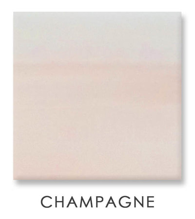 Champagne Art Glass Color, Peach Color, Accent Color, Art Glass Tiles, Art Glass Mosaic Collection, Tiles