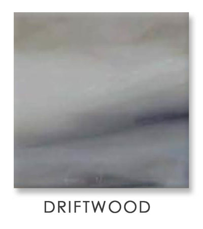 Driftwood Art Glass Color, Gray Color, Beige Color, Warm Color, Art Glass Tiles, Art Glass Mosaic Collection, Tiles